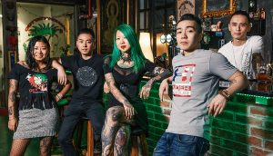 Shanghai Tattoo